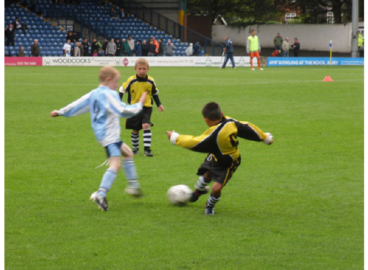 Lyth scores 1st of many at Gigg Lane Dad hopes