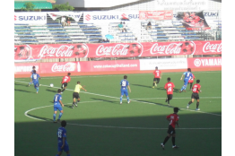 4/9/11 Coke Cup Regional Final Chonburi 1-0 Samut Prakhan Customs