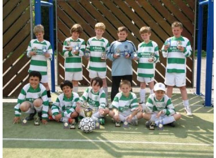 2009 Tournoi International, France. Division Winners
