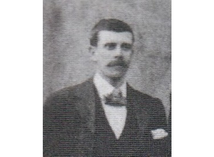 AJ Christie 1891/1902 Scottish International