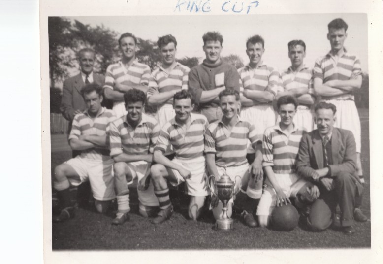 King Cup Winners - Date unknown