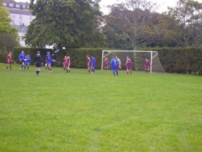 Vs Falmouth Athletic