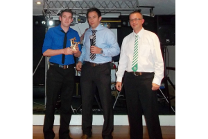 1st Team, Managers Player 2010/11