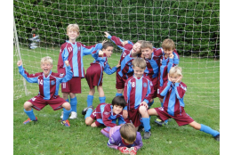 Silly Photo on first game of the season 2011