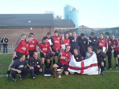 League Cup Winners 2006/07