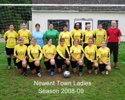 Team Photo Season 2008-09