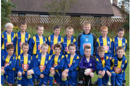 Under 10 Team 2009/10