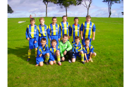 Under 11 Team 2009/10
