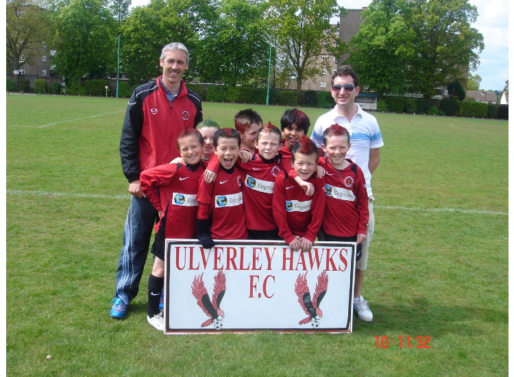 Ulverley Open Cup Final 200809