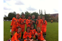 appley Bridge tournament winners 10/11