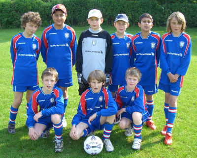 2008 Chinnor