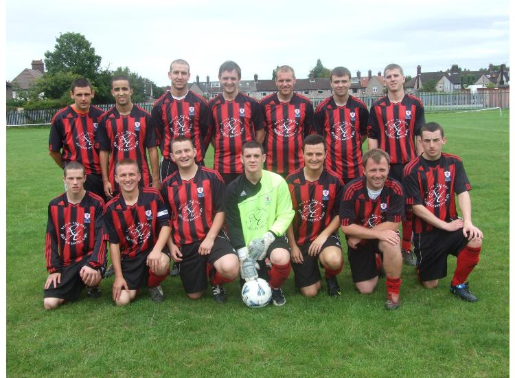 Richmond Raith Rovers squad 2010-11 season