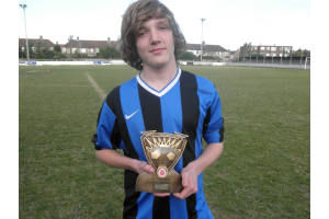 U16 Player of the Year - Dominic N