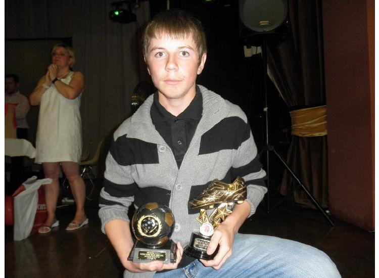 Also winning Players Player - William G