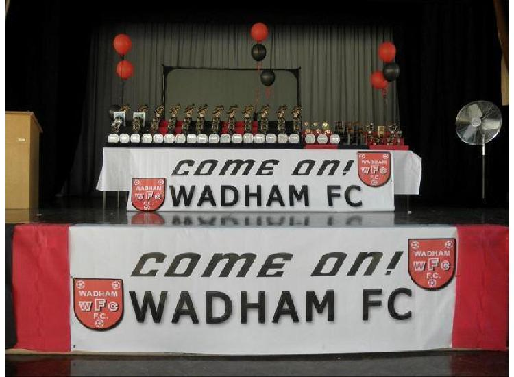 Presentation Evening was held at Waltham Forest College in Forest Road on Saturday 22nd May 2010
