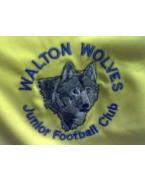 WALTON WOLVES JUNIOR FOOTBALL CLUB
