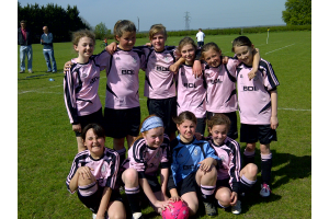 Wantage Girls Under 11s Season 2010-11