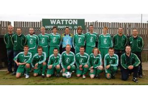Season 2007-08 - First Team - Div 1 Runners Up