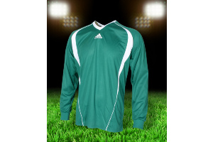 Veterans Reserve Team Kit 209/10 - Kit Sponsor PJ Fenning Ltd