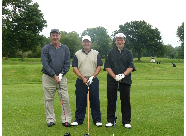 2008 - Tony Shipp , Rod Ward , Geoff Rowlands