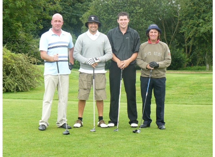 2008 - Mark Bond , Wayne Fisher , Steven Bond, David Wilkins