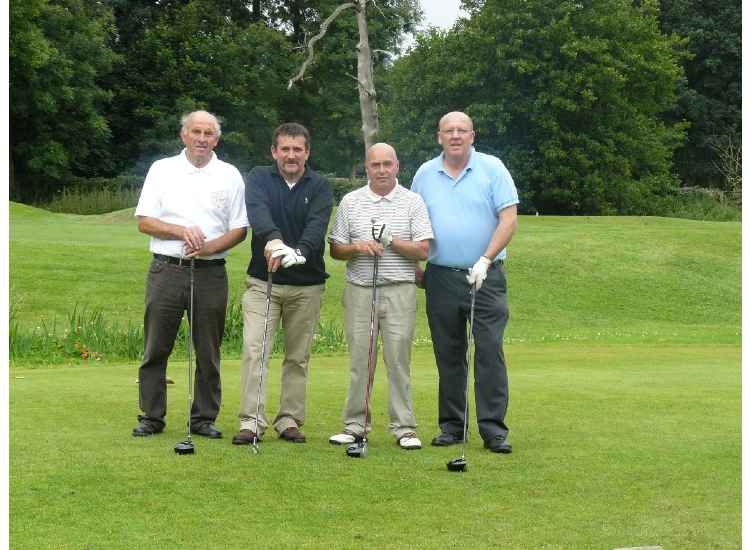 2008 - Kenny Seager , Mike Woods , Peter Winterbone , Freddie Browne