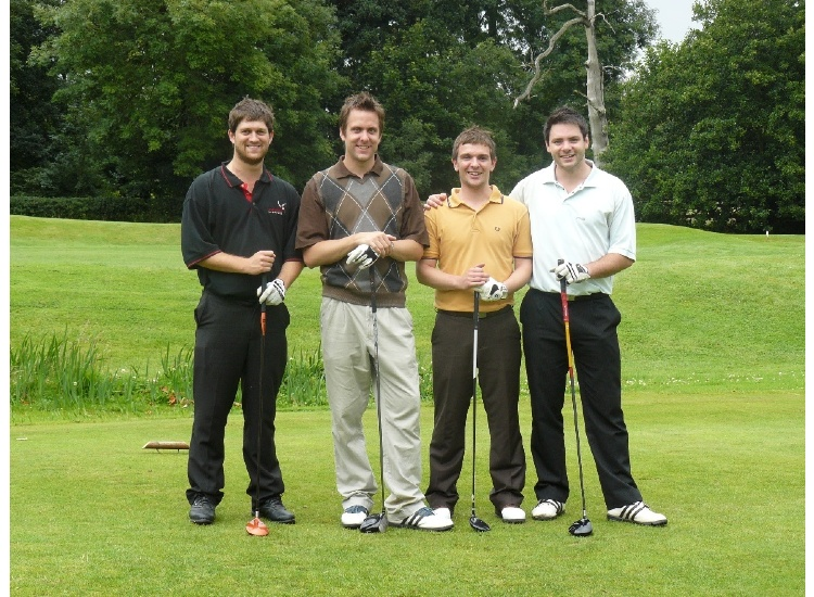 2008 - Simon , Mark , Mark Woods,