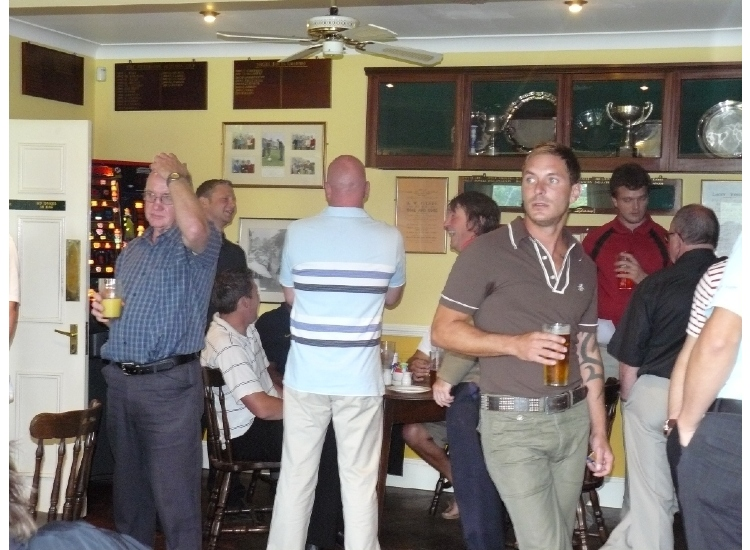 2008 - Post Golf Bar Drinks