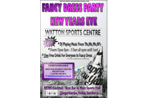 News Years Eve 2010 - Tickets £10