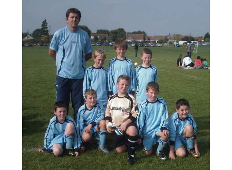 Wembdon Saints(Aller Park Tournament)