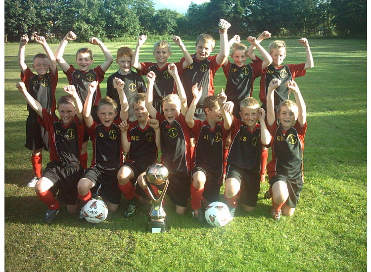LEAM  11 ASIDE TOURNAMENT WINNERS 2008 