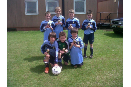 Headstone Manor U11&#039;s.  Runners up in the West Drayton 2011 tournament