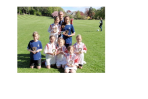 West End Girls - Forres Tournament Winners 2010