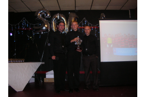 Ben Askins - Joint Managers Player of the Year