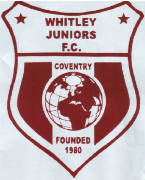 WHITLEY JUNIORS FC