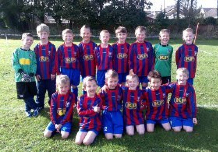 Under 9&amp;#39;s 2009/10