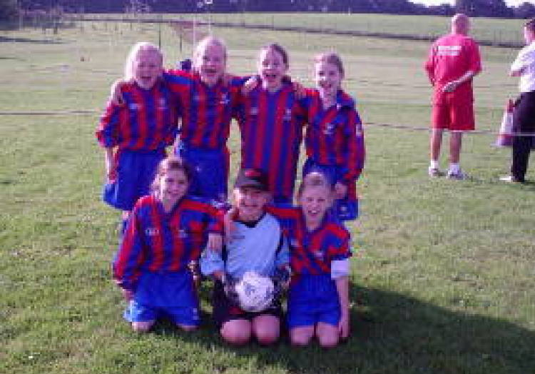 Under 10 Girls Red 2009/10