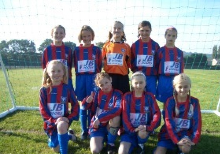 Under 11 Girls 2009/10