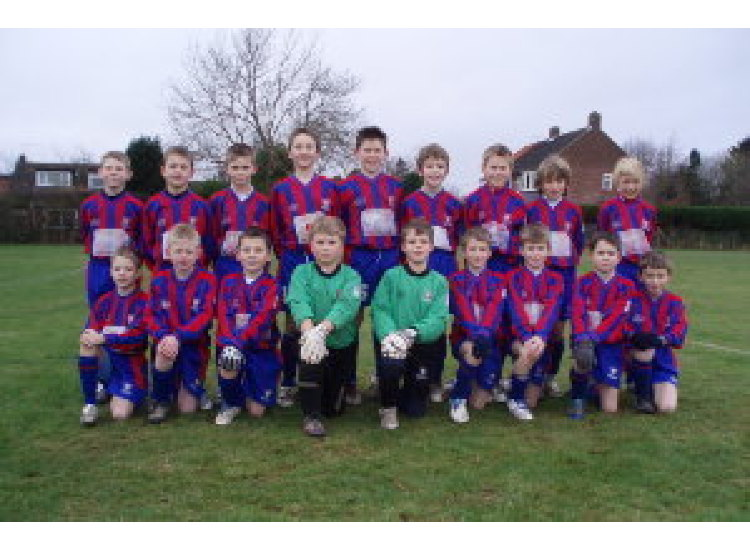 Under 12&amp;#39;s 2009/10