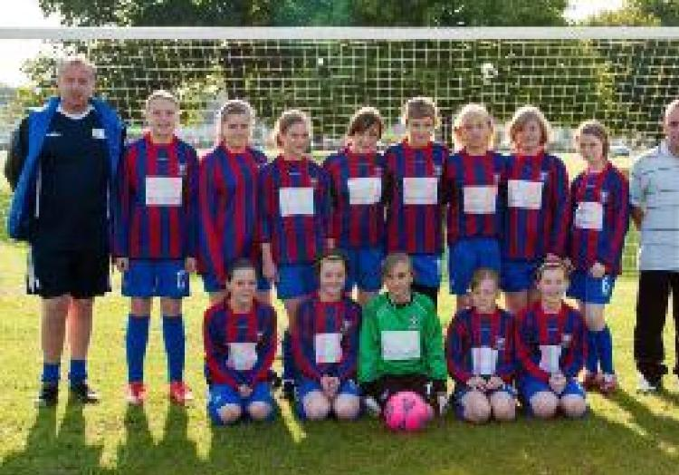 Under 12 Girls 2009/10