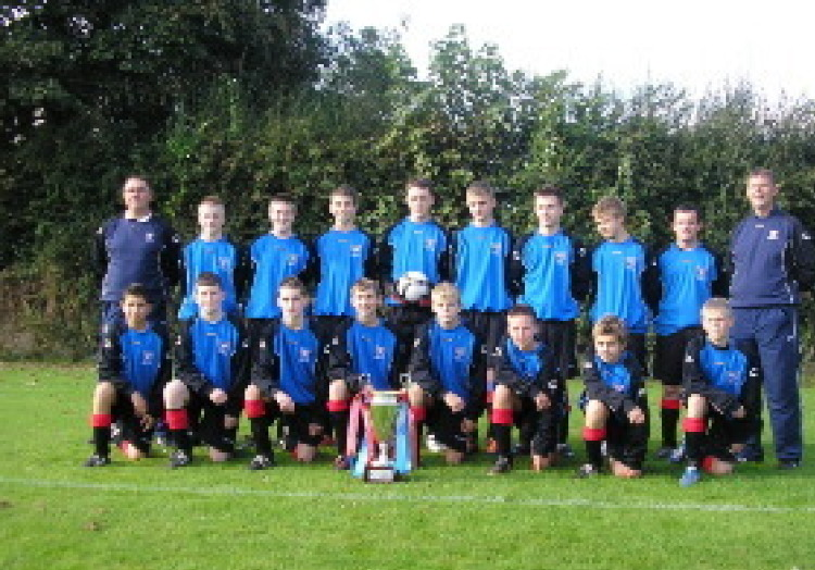 Under 14&amp;#39;s 2009/10