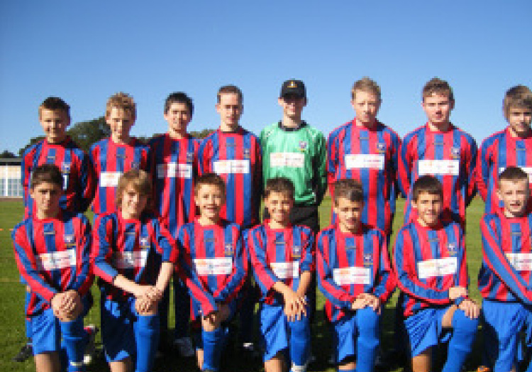 Under 15&amp;#39;s 2009/10