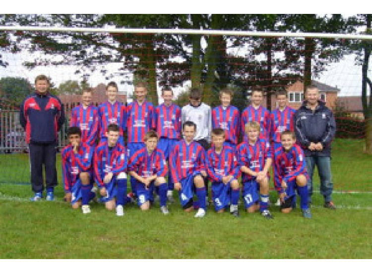 Under 16&amp;#39;s 2008/09