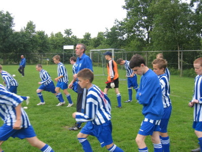 Warm Ups In Holland 07