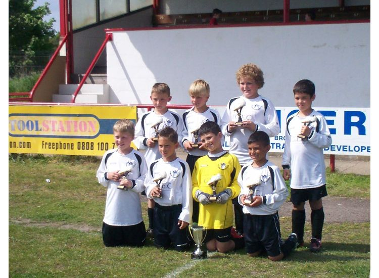 Devizes Open 6 a side Champions 2009/10
