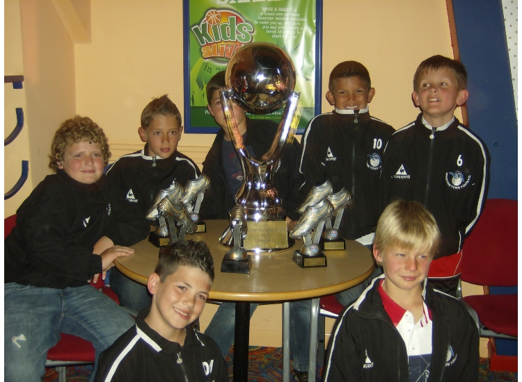 WTYFC  - with the SCi Trophy