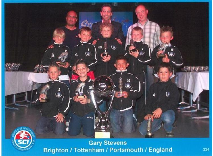 **  2009/10 SCI South of England Open Champions - Ex England Garry Stevens