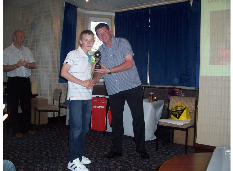Supporters Player Lewis Moore