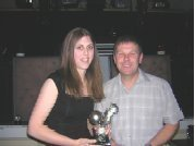 Sarah H - managers player 06/07