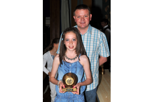 U12 Lasses Most Improved